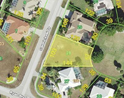 Punta Gorda Residential Lots & Land For Sale: 3712 Carmichael Drive