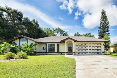 Punta Gorda Single Family Home For Sale: 25069 Bolivar Drive