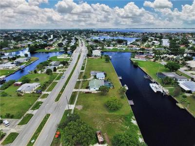 Port Charlotte Residential Lots & Land For Sale: 21357 Edgewater Drive