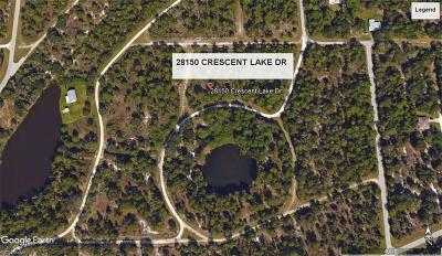 Punta Gorda Residential Lots & Land For Sale: 28150 Crescent Lake Drive