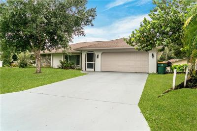 Port Charlotte Single Family Home For Sale: 2351 Brown Street