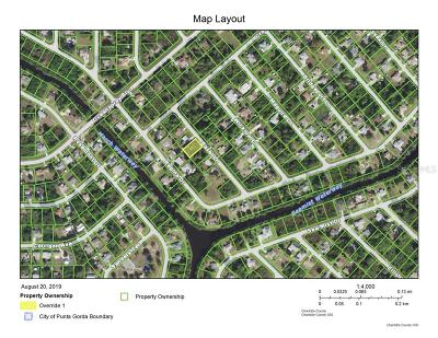 Englewood Residential Lots & Land For Sale: 7263 Basel Lane