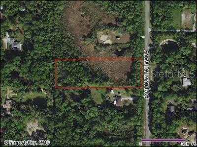 North Port Residential Lots & Land For Sale: Ponce De Leon Boulevard