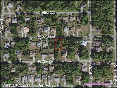 Port Charlotte Residential Lots & Land For Sale: 23243 Avacado Avenue