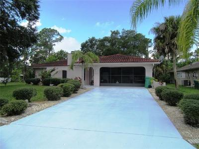 Port Charlotte FL Rental For Rent: $2,800