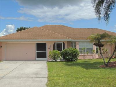 Punta Gorda Single Family Home For Sale: 25509 Arequipa Drive