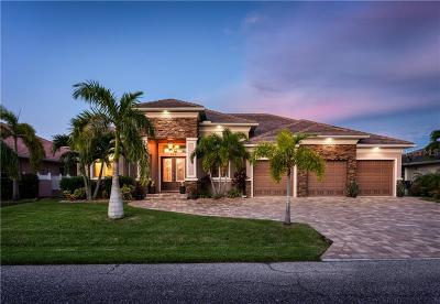 Punta Gorda Single Family Home For Sale: 946 Cimarron Drive