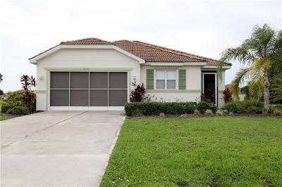 Punta Gorda Single Family Home For Sale: 24490 Wallaby Lane