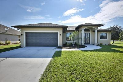 Port Charlotte Single Family Home For Sale: 17236 Russell Street