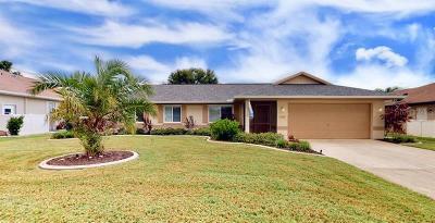Punta Gorda Single Family Home For Sale: 25507 Terrain Lane