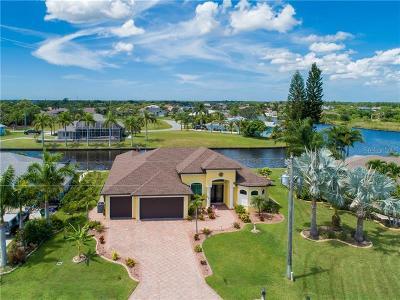 Port Charlotte Single Family Home For Sale: 9326 Rosebud Circle
