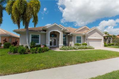 Lakewood Ranch, Lakewood Rch, Lakewood Rn, Longboat Key, Sarasota, University Park, University Pk, Longboat, Nokomis, North Venice, Osprey, Siesta Key, Venice Single Family Home For Sale: 857 Dahoon Circle