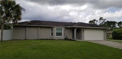 Single Family Home For Sale: 23321 Avacado Avenue