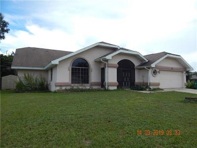 Englewood, Port Charlotte, Punta Gorda, Rotonda, Rotonda West Single Family Home For Sale