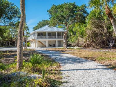 Boca Grande Single Family Home For Sale: 21 Grouper Hole Drive