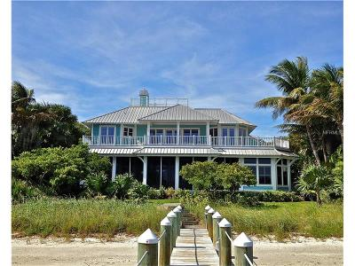 Boca Grande Single Family Home For Sale: 647 Boca Bay Drive