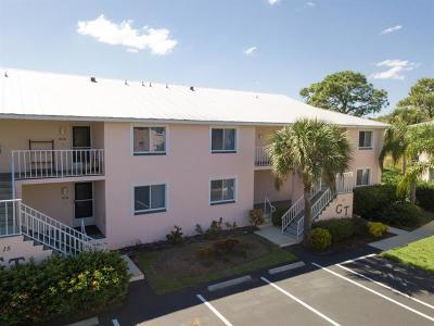 Englewood Rental For Rent: 6600 Gasparilla Pines Boulevard #207