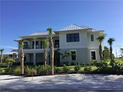 Boca Grande Single Family Home For Sale: 16010 Gulf Shores Drive