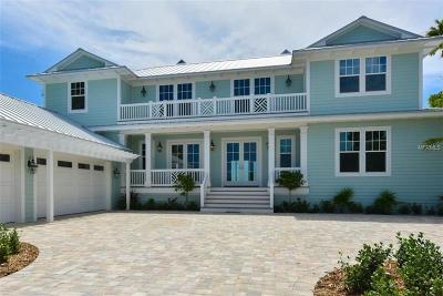 Boca Grande FL Single Family Home For Sale: $5,795,000