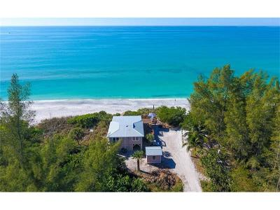 Placida Single Family Home For Sale: 8162 Little Gasparilla Island