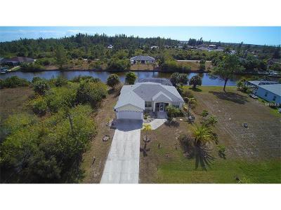 Port Charlotte Single Family Home For Sale: 15001 Appleton Boulevard
