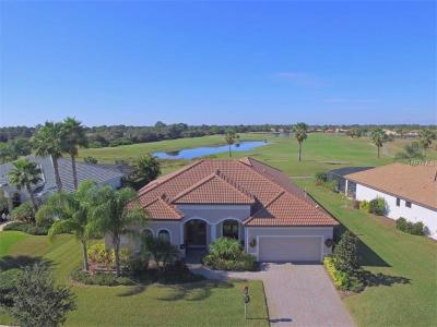 North Port Single Family Home For Sale: 1849 Bobcat Trail