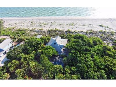 Single Family Home For Sale: 8440 Manasota Key Road