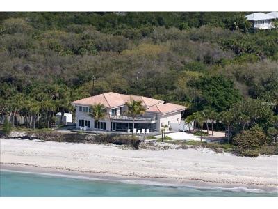 Englewood Single Family Home For Sale: 7110 Manasota Key Road