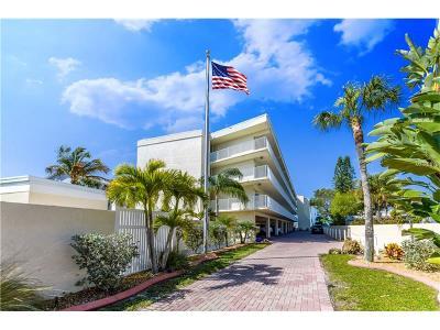 Charlotte County, Sarasota County, Manatee County Condo For Sale: 1480 Gulf Boulevard #303