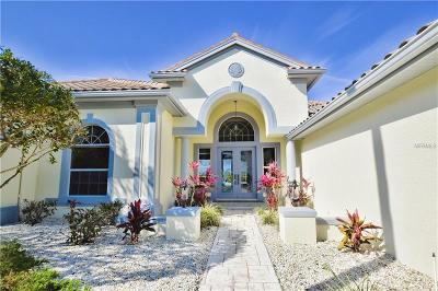 Port Charlotte Single Family Home For Sale: 3121 Rivershore Lane