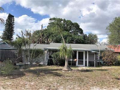 Single Family Home For Sale: 2835 N Beach Road #C
