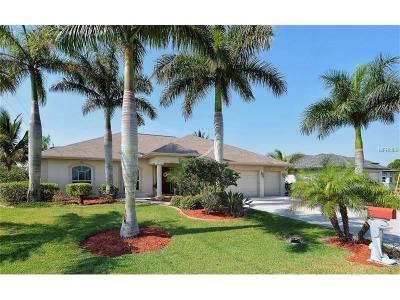 Port Charlotte Single Family Home For Sale: 10127 Lebanon Drive