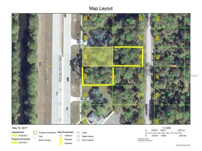 Port Charlotte Residential Lots & Land For Sale: 16938 Toledo Blade Boulevard