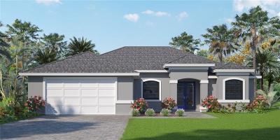 Port Charlotte Single Family Home For Sale: 15002 Appleton Boulevard
