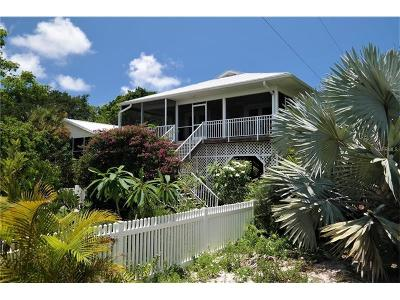 Placida Single Family Home For Sale: 8550 Little Gasparilla Island