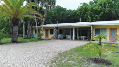 Multi Family Home For Sale: 7455 Manasota Key Road