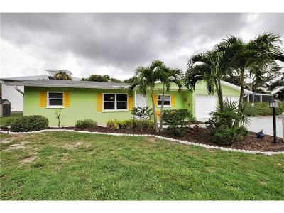 Englewood Single Family Home For Sale: 2795 N Beach Road