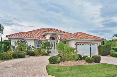 Punta Gorda Single Family Home For Sale: 2319 Magdalina Drive