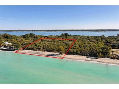 Residential Lots & Land For Sale: 6200 Manasota Key Road