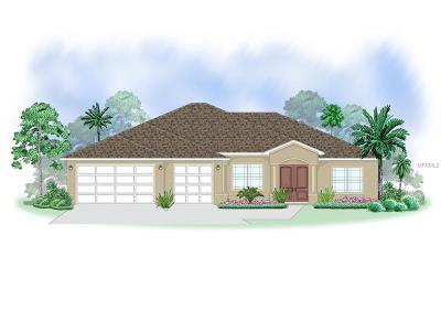 Port Charlotte Single Family Home For Sale: 9341 Hialeah Terrace