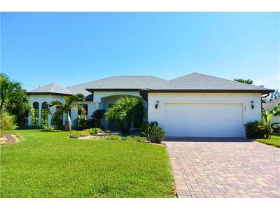 Rotonda, Rotonda West, Rotonda Lakes Single Family Home For Sale: 194 Medalist Road