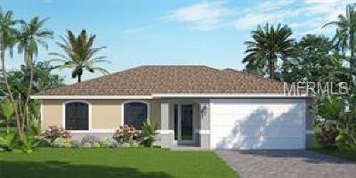 Rotonda, Rotonda West, Rotonda Lakes Single Family Home For Sale: 123 Lime Tree Park