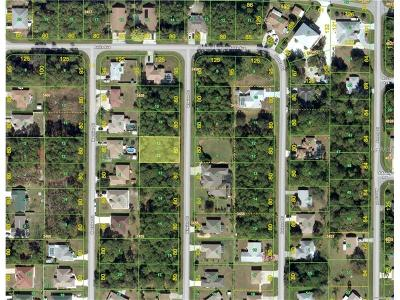 Port Charlotte Residential Lots & Land For Sale: 4476 Costello Street