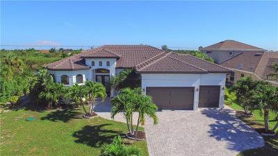 Port Charlotte Single Family Home For Sale: 10432 Rainsville Street