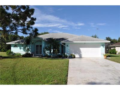 Rotonda, Rotonda West, Rotonda Lakes Single Family Home For Sale: 5 Mariner Lane