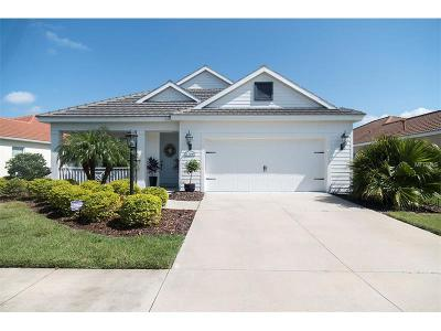 Venice Single Family Home For Sale: 12190 Wakulla Place