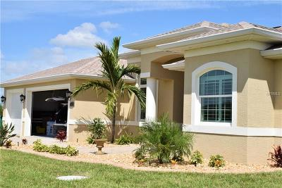 Port Charlotte Single Family Home For Sale: 13252 Pace Circle