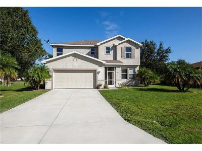 Punta Gorda Single Family Home For Sale: 26100 Paysandu Drive