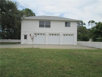 Single Family Home For Sale: 2311 Manasota Beach Road