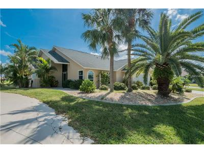 Rotonda, Rotonda West, Rotonda Lakes Single Family Home For Sale: 32 Bunker Terrace